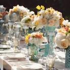 Düğün Masası Süslemesi
