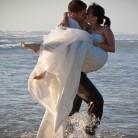 Deniz Kıyısı Düğün Fotoğrafları