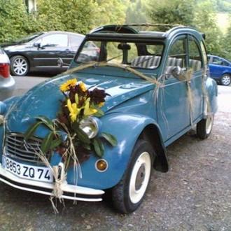 Klasik Düğün Arabaları