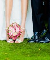 Romantik Düğün Fotoğrafları