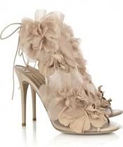 Romantik Gelin Ayakkabıları