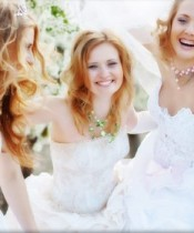 Yakın Arkadaşlarla Düğün Fotoğrafları