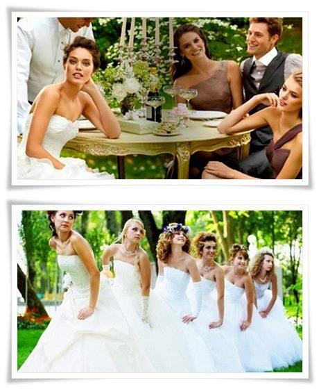 yakın-arkadaşlarla-düğün-fotoğrafları