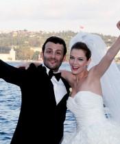 Ünlülerin Düğün Fotoğrafları