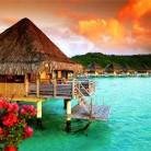 Bora Bora Adaları ve Balayı