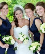 Düğünde Toplu Fotoğraflar