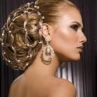 Gelin Saçı için Örnekler