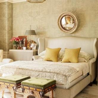 Yeni Eve Yatak Odası Dekorasyonu