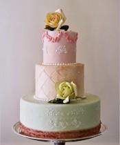 Şık Düğün Pastaları