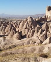 Kapadokyada Balayı
