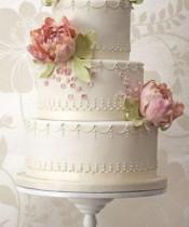 Romantik Düğün Pastaları