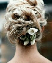 Çiçekli Gelin Başları