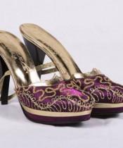 Bindallı Altına Ayakkabı