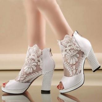 Bootie Gelin Ayakkabısı