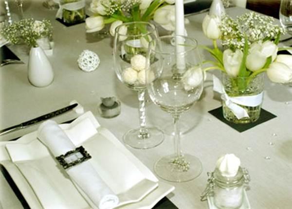 Düğün Masası Süsleme Önerileri-1